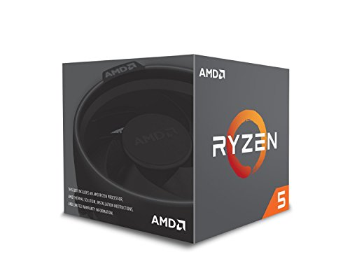 Processeur RYZEN5 2600x Socket AM4 4.25Ghz+19MB