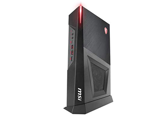MSI Trident 3 8RB-292ES Ordinateur de Bureau Intel Core i5-8400 8 Go de RAM HDD 1 to NVIDIA GeForce GTX 1050TI Windows 10 Home Noir