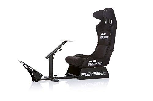 PLAYSEAT - REG.00060 - Playseat® GRAN TURISMO - Siège simulation de course - 130 x 50 x 98 cm - Noir gameover.fr