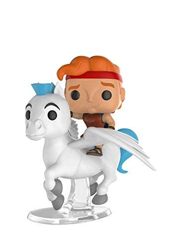 Figurine Funko Pop Disney personnages Hercule et Pegase