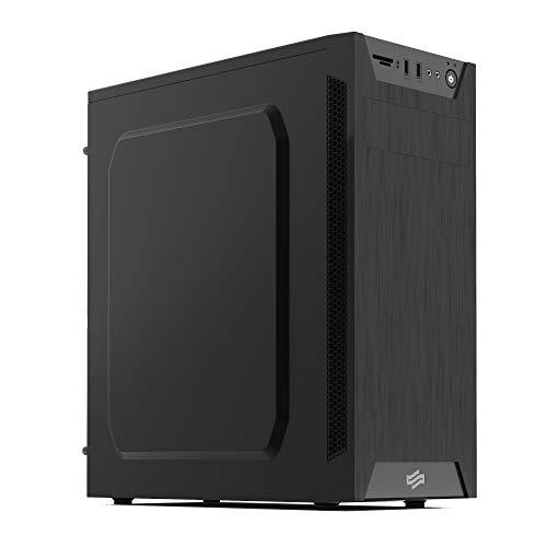 Sedatech PC Gamer Casual AMD Athlon 200GE 2X 3.2Ghz, Radeon Vega 3, 8 Go RAM DDR4, 1To HDD, WiFi, CardReader. Unité Centrale, Win 10