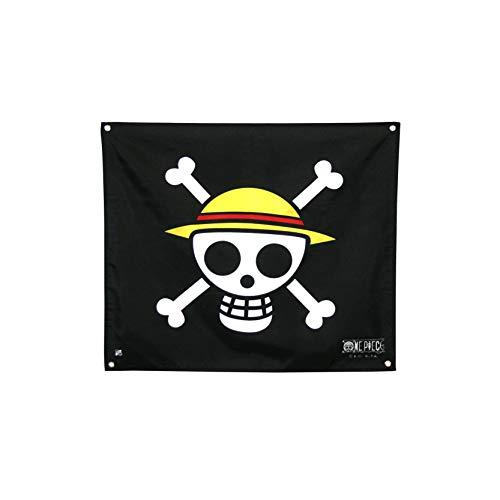 Drapeau One Piece l'équipage de Luffy