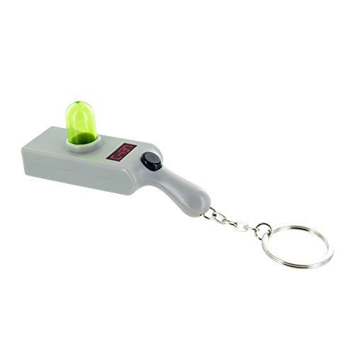 Mini projecteur porte-clefs Rick & Morty