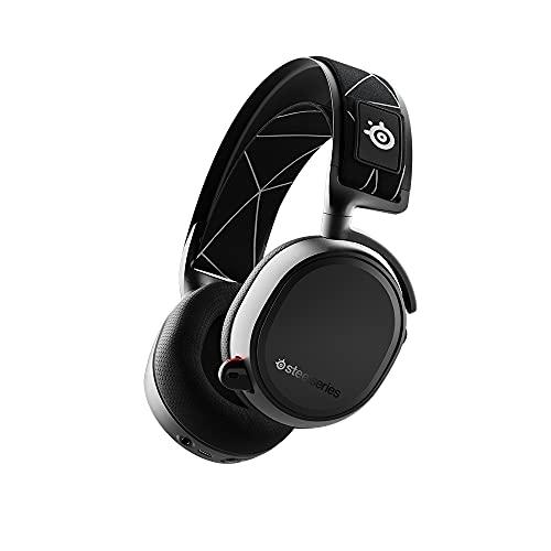 SteelSeries Arctis 9 - Casque Gaming Double sans Fil - Audio sans Fil 2,4 GHz sans Perte + Bluetooth - Pour PC, Playstation 5 et PS4 gameover.fr