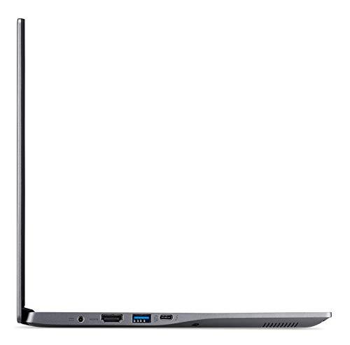 Acer Swift 3 SF314-57-592D Ordinateur Portable 14' FHD (Intel Core i5, 8Go de RAM, 512Go SSD, Intel UHD Graphics, Windows 10) Nomai