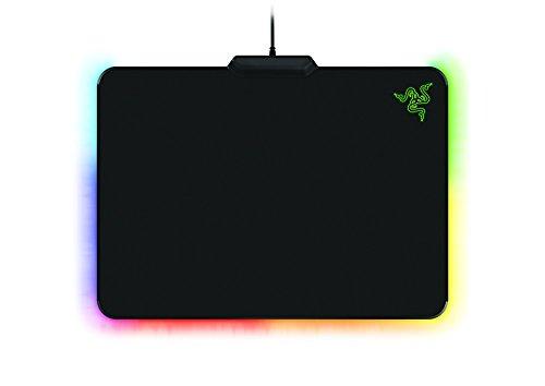 Razer : Tapis de Souris Firefly Cloth Edition de couleur noir