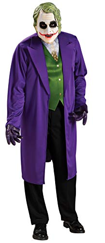 Déguisement cosplay Le joker pour adulte