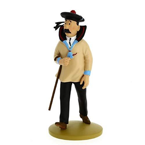 Figurine de collection Tintin Dupont matelot Moulinsart 42201 (2016)