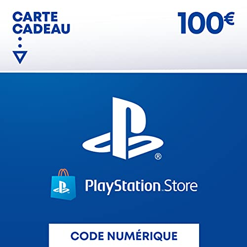 Carte PSN 100 EUR | Compte français | Code de téléchargement (PS5/PS4/PS3) Nomai