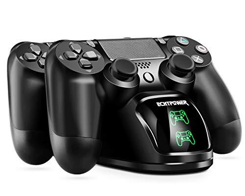 PS4 Chargeur ECHTPower DualShock