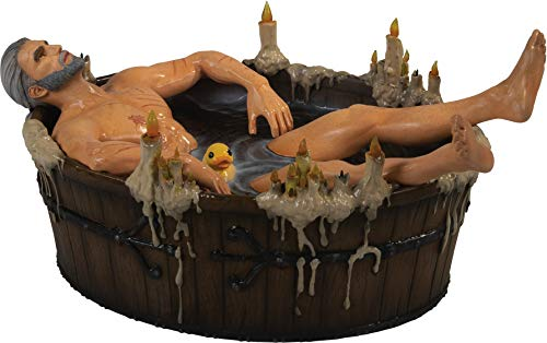 The Witcher- Statue, 3002-849, Divers
