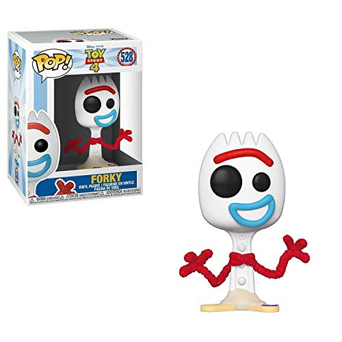 Figurine Funko Pop Toy Story 4 personnage Forky