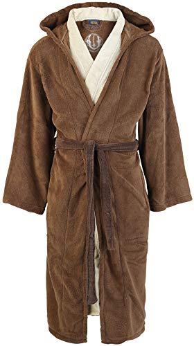 Peignoir brun beige officielle Star Wars Jedi Knight