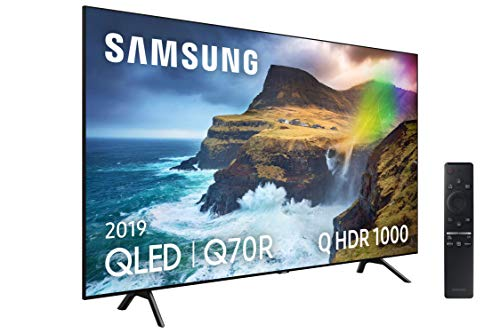 Samsung : Smart TV 4K/UHD QLED 125cm