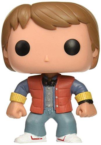 Figurine Funko Pop Retour vers le futur personnage Marty McFly