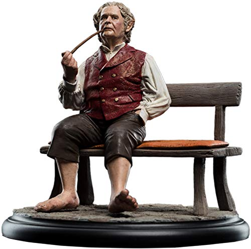 WETA Collectibles Lord of The Rings Mini Statue - Bilbo Baggins