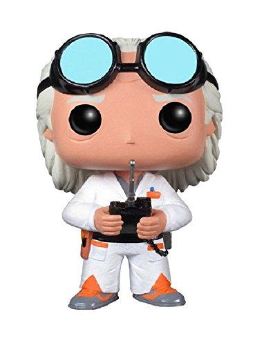 Figurine Funko Pop Retour vers le futur personnage Le Doc