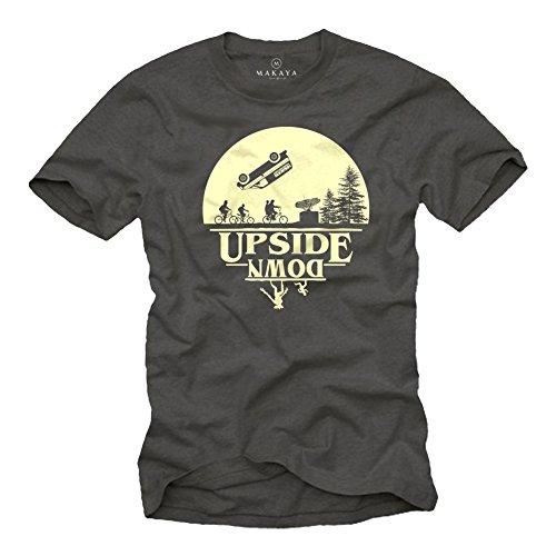 T-shirt Stranger Things Upside Down