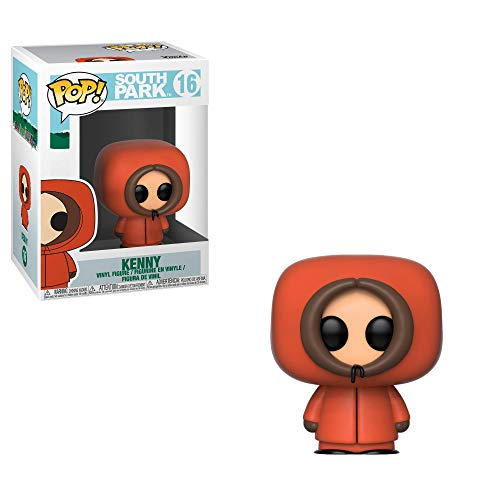Figurine Funko Pop South Park personnage Kenny