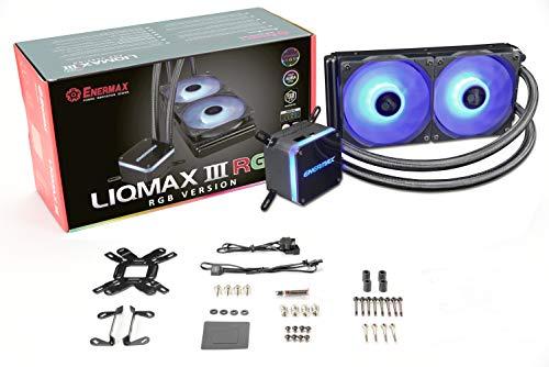 Enermax Liqmax III RGB 240 Refroidisseur de processeur tout-en-un