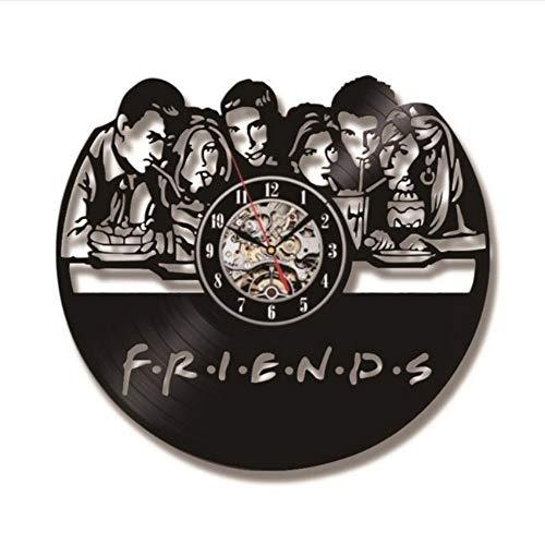 Horloge mural Friends