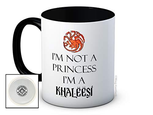 I'm Not a Princess I'm a Khaleesi - Game of Thrones - de haute qualité tasse à thé café