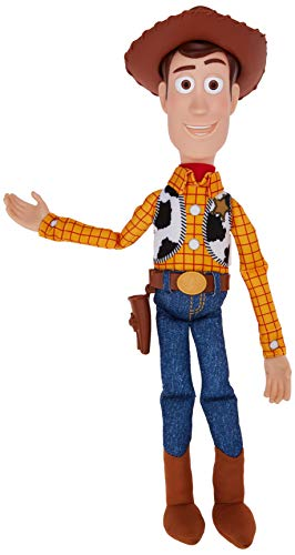 Figurine parlante Woody Toy Story 4 Lansay