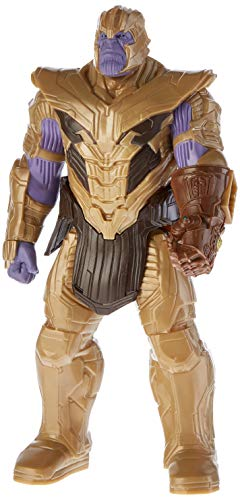 Figurine Marvel Avengers personnage Thanos sons et phrases