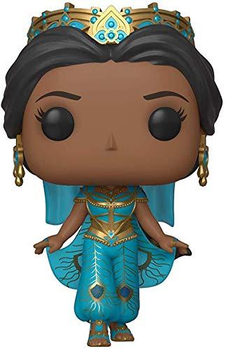 Figurine Funko Pop Disney personnage Jasmine