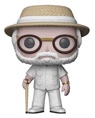 Figurine Funko Pop Jurassic Park personnage John Hammond