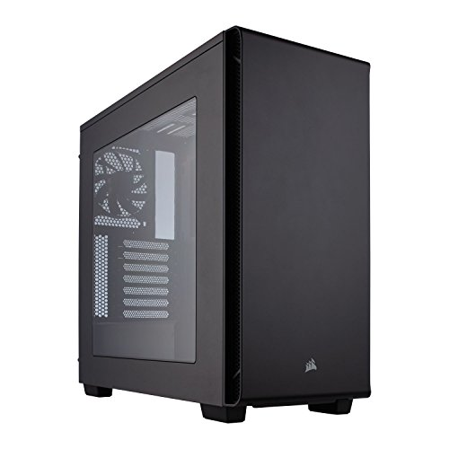 Corsair Carbide 270R Boîtier PC Gaming (Fenêtré Moyenne Tour ATX) Noir
