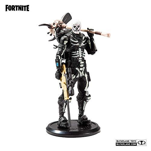 Fortnite - Skull Trooper Action Figure - 18 Cm