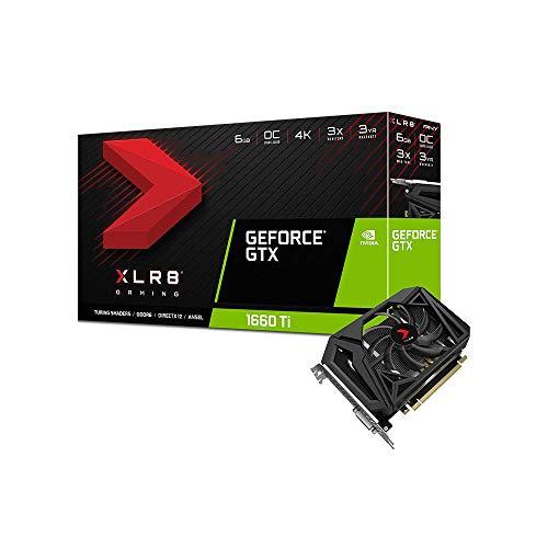 PNY GeForce GTX 1660 Ti 6GB XLR8 Gaming Overclocked Edition