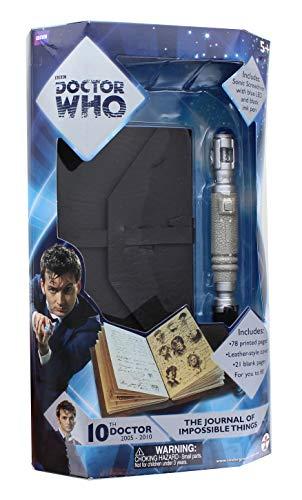 Pack bloc-notes et stylo tournevis sonique Doctor Who