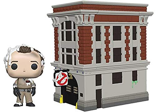 Figurine Funko Pop Ghostbusters personnage Peter