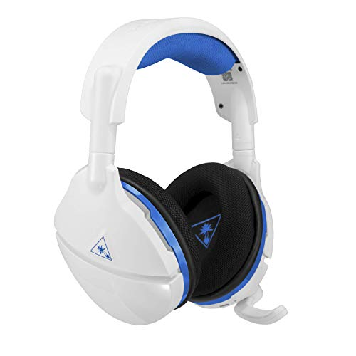 Turtle Beach Stealth 600 Blanc Casque Gaming sans fil - PS4 et PS5 gameover.fr