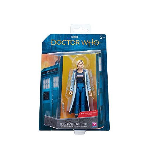 Doctor Who - 6845 - Figurine - 13ème Action - Multicolore