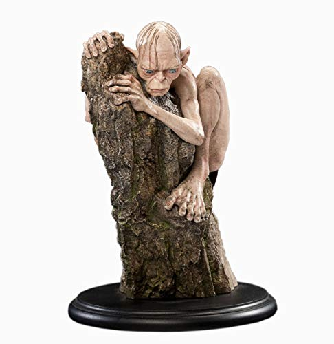 WETA Collectibles Lord of The Rings Mini Statue - Gollum