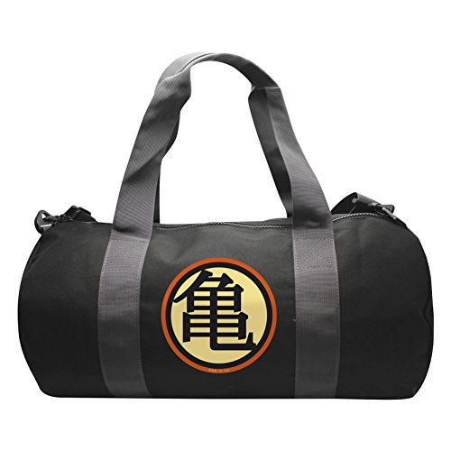 ABYStyle - DRAGON BALL - Sac de sport Kame Symbol - Grey - Black - version anglaise