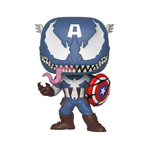 Figurine Funko Pop Marvel personnage Captain America