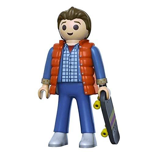 Figurine Marty McFly Playmobil Retour vers le futur