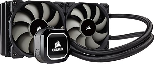 Corsair Hydro H100x Refroidisseur Liquide (All-in-One Liquid CPU Cooler) Noir