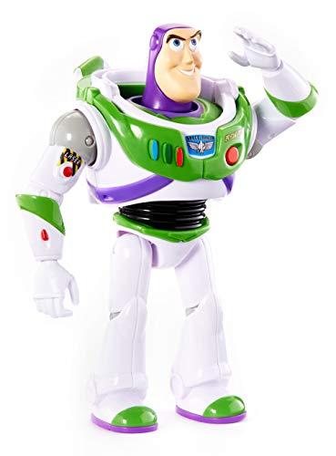 Figurine parlante Buzz l'éclair en ranger de l'espace Toy Story 4
