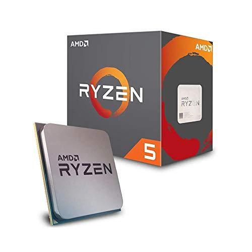 Processeur RYZEN5 2600x Socket AM4 4.25Ghz+19MB