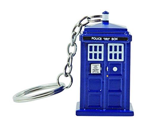 Dr Who Dr123cdu10Tardis Porte-clés