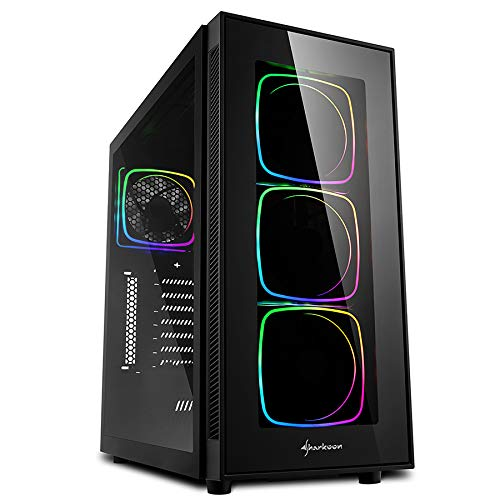 Sedatech PC Gamer Ultimate AMD Ryzen 7 3800X 8X 3.9Ghz, Geforce RTX 2080Ti 11Go, 32 Go RAM DDR4, 500Go SSD NVMe M.2 PCIe, 3To HDD, USB 3.1, WiFi, Bluetooth. Unité Centrale, Win 10