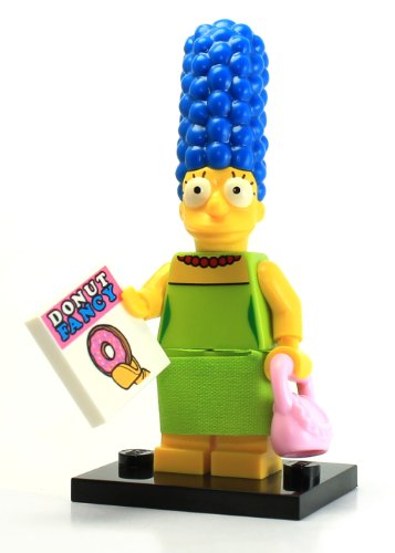 Lego The Simpsons Marge Simpson Blind Bag Mini-Figure by LEGO