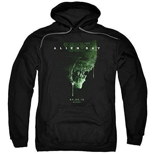 Aliens - - Sweat à Capuche Homme Day 2018