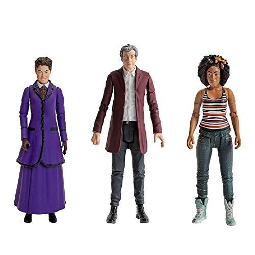 Ensemble de Figurines Doctor Who - Le douzième Docteur