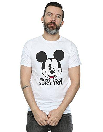 T-shirt Disney personnage Mickey 1928 vintage